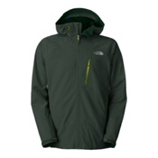 The North Face Alloy Soft Shell Jacket, Dark Sage Green, medium