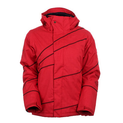 Bonfire Radiant Womens Insulated Snowboard Jacket, , viewer