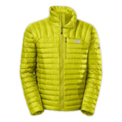 The North Face Thunder Micro Jacket, Firefly Green, medium