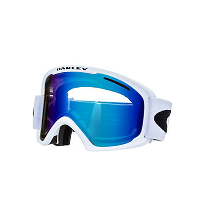 Oakley O2 XL Goggles 2017, Matte Black-Fire Iridium, viewer