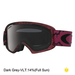 oakley goggles on sale  colorswatch30 oakley o2 xl goggles 2017, chemist fired brick dark grey,