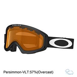 Oakley O2 XS Kids Goggles 2018, Matte Black-Persimmon, 256