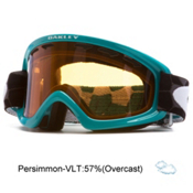 Oakley O2 XS Kids Goggles 2016, Cell Blocked Teal-Persimmon, medium
