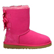 UGG Bailey Bow Girls Boots, Cerise, medium