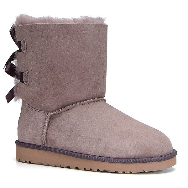 UGG Bailey Bow Girls Boots, , 600