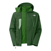 The North Face Condor Triclimate Mens Insulated Ski Jacket, Nottingham Green-Nottingham Green, medium
