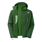 The North Face Condor Triclimate Mens Insulated Ski Jacket, Nottingham Green-Nottingham Green, medium