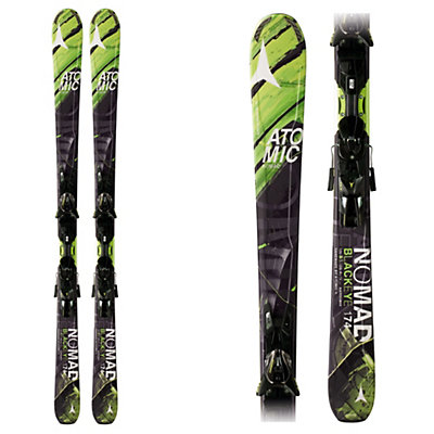 Atomic Blackeye Skis with XTO 12 Bindings, , large