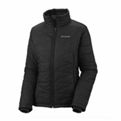 Columbia Mighty Lite III Womens Jacket, Black, medium