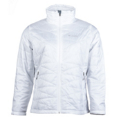 Columbia Mighty Lite III Womens Jacket, White, medium