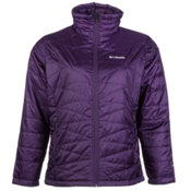 Columbia Mighty Lite III Womens Jacket, Quill, medium