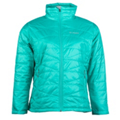 Columbia Mighty Lite III Womens Jacket, Oceanic, medium