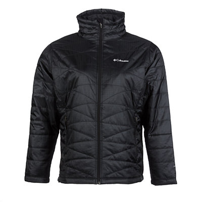 Columbia Mighty Lite III Plus Womens Jacket, Black, viewer