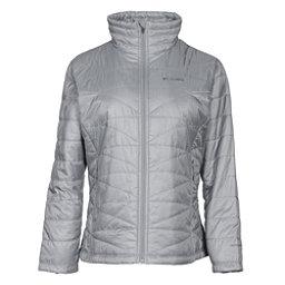 Columbia Mighty Lite III Plus Womens Jacket, Tradewinds Grey, 256