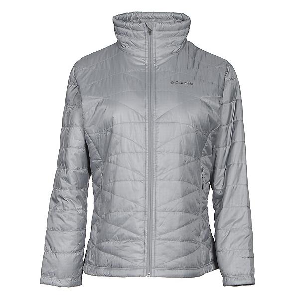 Columbia Mighty Lite III Plus Womens Jacket, Tradewinds Grey, 600