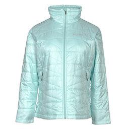 Columbia Mighty Lite III Plus Womens Jacket, Spray, 256