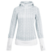 Dakine Cira Womens Hoodie, White, medium