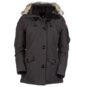 Canada Goose Montebello Parka Womens Jacket, Graphite, medium