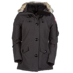 Canada Goose Montebello Parka Womens Jacket, Graphite, 256