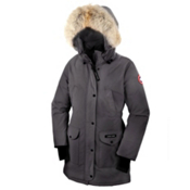Canada Goose Trillium Parka Womens Jacket, Graphite, medium