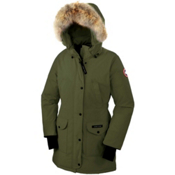 Canada Goose Trillium Parka, Military Green, medium