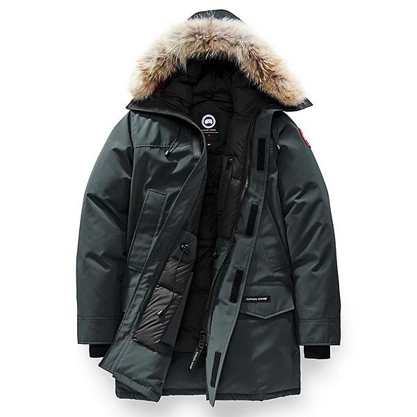 Canada Goose Langford Parka Mens Jacket, Slate, 600