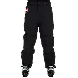 Canada Goose Tundra Down Mens Ski Pants, Black, 256