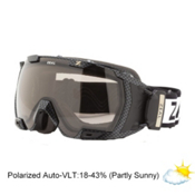 Zeal Optics Z3 GPS Goggles, Carbon Matte Black-Polarized Automatic, medium