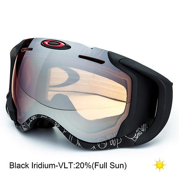 oakley snowboard goggles gps  Oakley Airwave GPS Goggles 2017