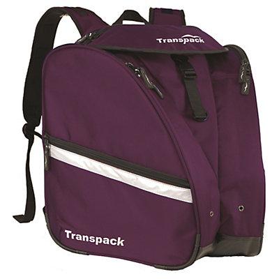 Transpack XT Pro Ski Boot Bag 2017, Black-Electric Yellow, viewer
