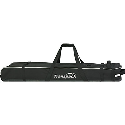 Transpack Ski Vault Double Pro Wheeled Ski Bag 2018, Black-Blue Electric, viewer