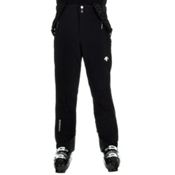 Descente Swiss Mens Ski Pants, Black, medium