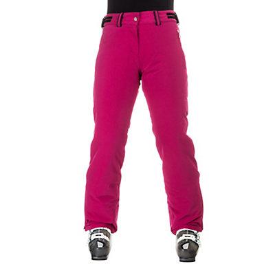 Descente Struts Womens Ski Pants, Black, viewer
