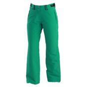 Descente Struts Womens Ski Pants, Veronese Green, medium