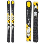 KASTLE FX 104 Skis with K 12 CTi Pro Bindings 2014, , medium