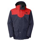 The North Face T-Dubs Long Mens Shell Ski Jacket, Cosmic Blue, medium