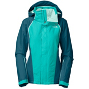 The North Face Freedom Womens Insulated Ski Jacket, Borealis Blue, medium