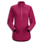 Arc'teryx Delta LT Zip Womens Mid Layer, Roseberry, medium