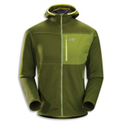 Arc'teryx Fortrez Hoody Mens Jacket, Kaktos, medium