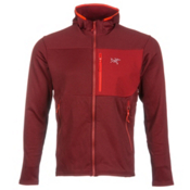 Arc'teryx Fortrez Hoody Mens Jacket, Oxblood, medium
