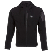 Arc'teryx Gamma MX Hoody Soft Shell Jacket, Blackbird, medium