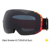 Anon M2 Goggles 2016, Pollard Pro-Dark Smoke + Bonus Lens, medium