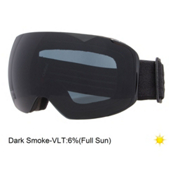 Anon M2 Goggles 2016, Smoke-Dark Smoke + Bonus Lens, medium
