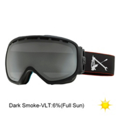 Anon Insurgent Goggles 2014, Jones Pro-Dark Smoke, medium