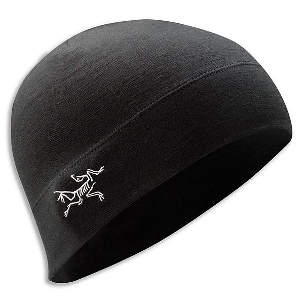 Arc'teryx RHO LTW Beanie, Black, 600