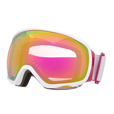 Anon Tempest Womens Goggles 2017, White-Pink Sq, viewer