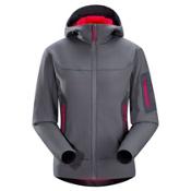 Arc'teryx Hyllus Hoody Womens Jacket, Heron, medium