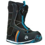 K2 Mini Turbo Boa Kids Snowboard Boots 2015, , medium
