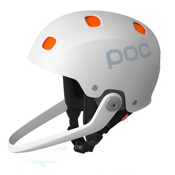 POC Sinuse SL Helmet 2017, Hydrogen White, medium