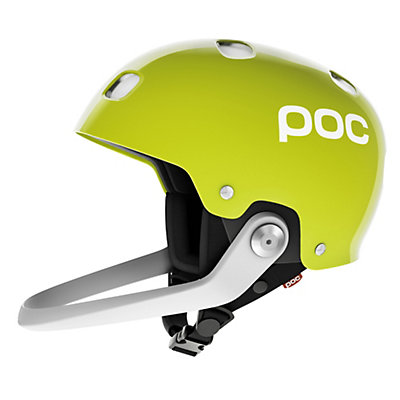 POC Sinuse SL Helmet, Hydrogen White, viewer